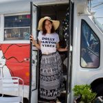 Jessica Brown, Co-Founder of Red Cat & Co Magic Shopping Bus